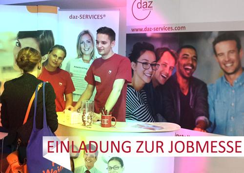 Ankündigung Jobmesse
