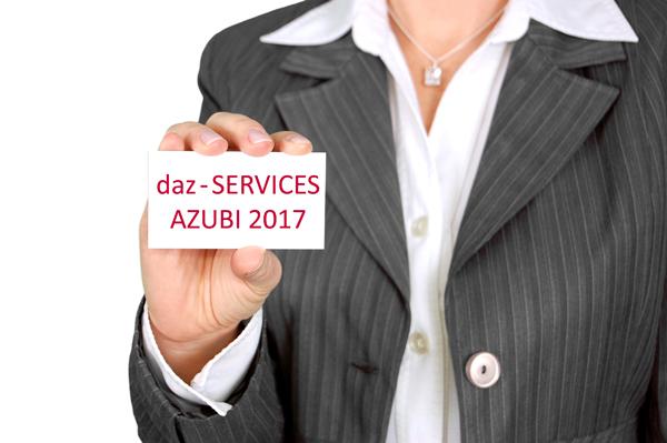 daz-SERVICES Azubi 2017
